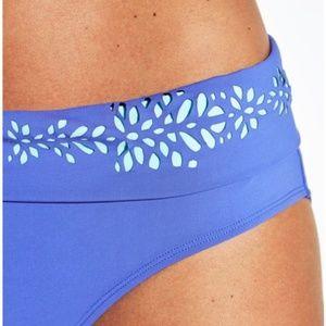 Calia laser cut bikini bottoms